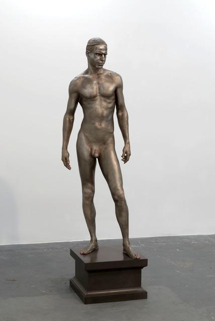 Frank Benson, 'Human Statue (Bronze)', 2009, Sadie Coles HQ