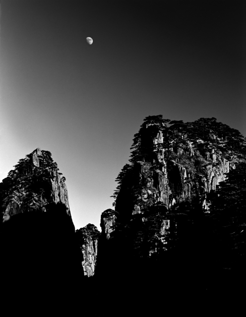 , 'Mount Huangshan A169W66,' 1984, Three Shadows +3 gallery