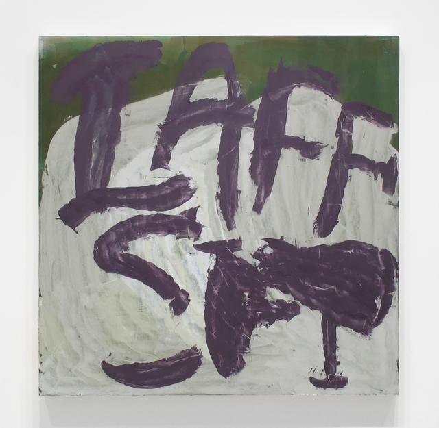 , 'Laff Stop,' 2017, Inman Gallery
