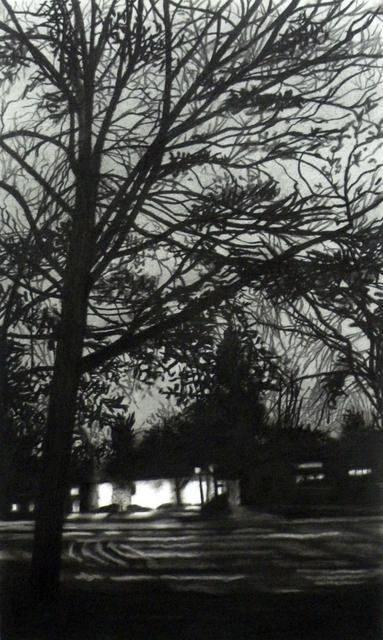 Charles Yoder, 'Suburban Seen 2019', 2019, The Galleries at Salmagundi