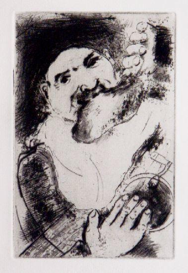 Marc Chagall, 'Gluttony  (La Gourmandise ) from The Seven Deadly Sins (Les Sept péchés capitaux)', 1925-1926, Galerie Montmartre