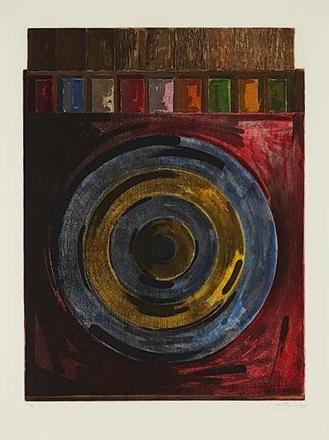 Jasper Johns, 'Target with Plaster Casts', 1979-1980, Upsilon Gallery