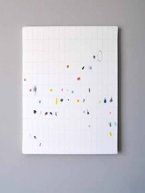 , 'Yearbook: Grid 6,' 2016, Josée Bienvenu