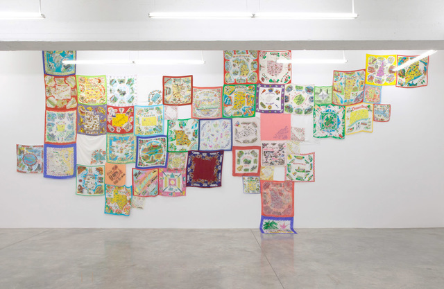 , 'From One State To Another (Sewn Together To Make A Whole),' 2014, Casey Kaplan