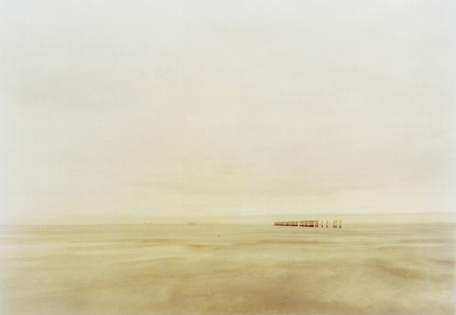 Elger Esser, 'Dungeness, USA', 2007, Photography, Chromogenic Print, Diasec mounted, ROSEGALLERY