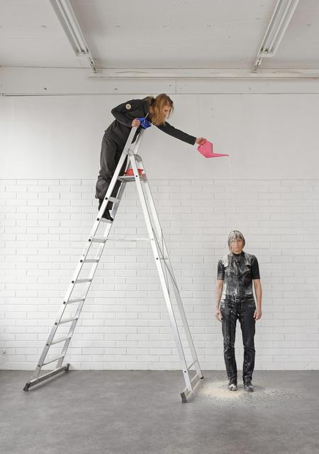 , 'Drip Music,' 2017, Galleria Heino