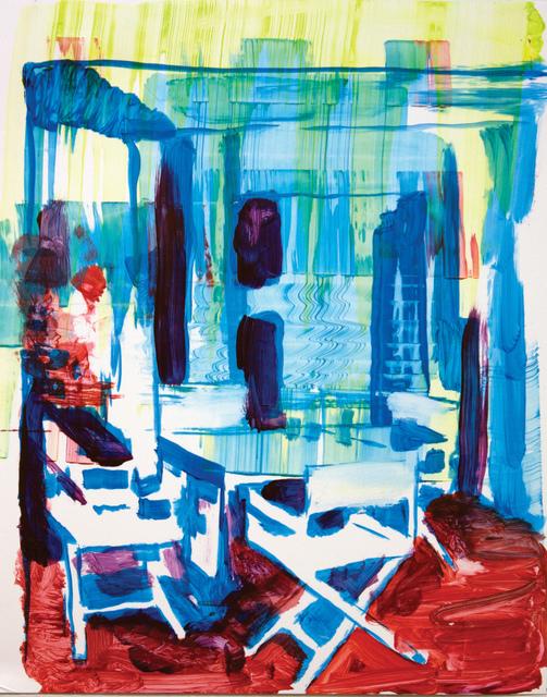 Bartosz Beda, 'Interior III', 2019, Execute Project