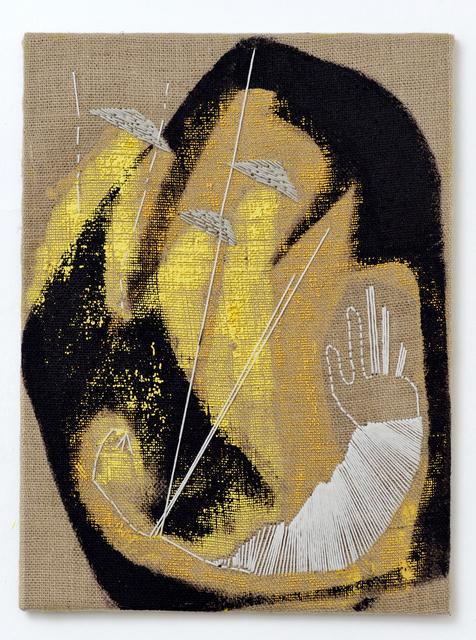 , 'Personal Jesus (Panic),' 2019, Galerie Britta von Rettberg