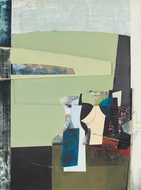 , 'Ballard Point No.11,' 1998, Candida Stevens Gallery