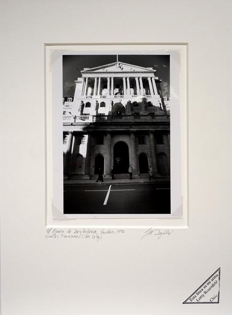 , 'Londres ,' 1996, Isabel Aninat