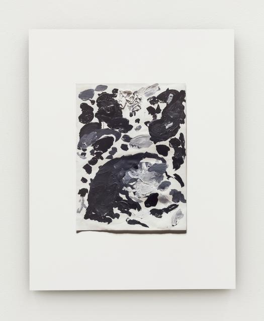 , 'Palette (8),' 2012, Meliksetian | Briggs