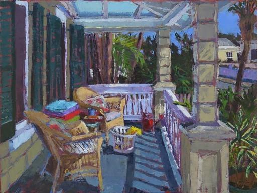 , 'Laundry, Coffee, Sunshine,' , Miller Gallery