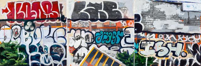 , 'B Side 5,' 2017, Linda Hodges Gallery