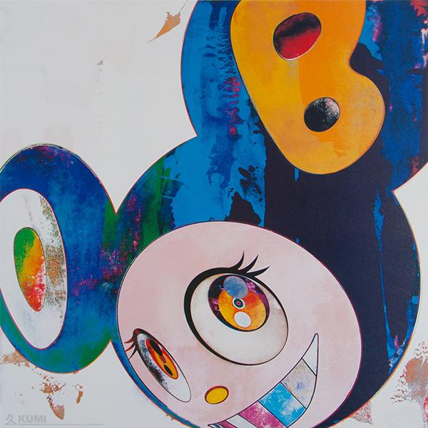 Takashi Murakami, 'And Then Cream', 2006, Kumi Contemporary / Verso Contemporary