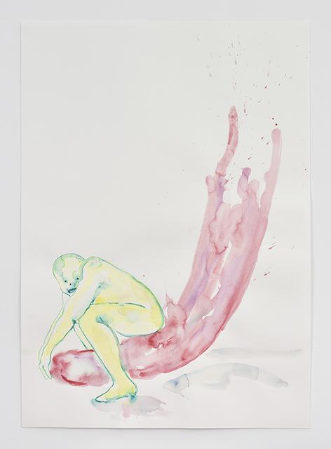 , 'C'est pas grave #9,' 2018, Galerie Thomas Bernard