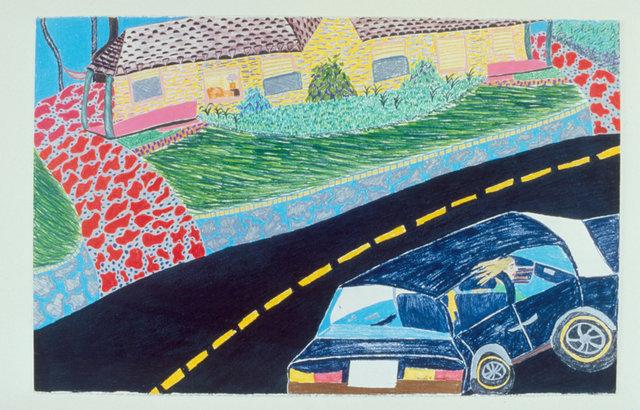 , 'Leaving Home,' 1986, Ro2 Art