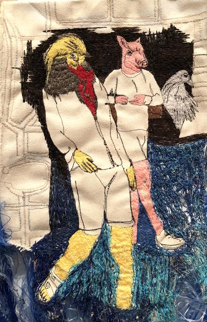 , 'Filthy Rich ,' 2017, Bernice Steinbaum Gallery