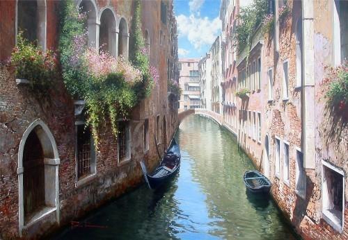 , 'Under the Venetian Sun,' , Cosmopolitan Fine Arts