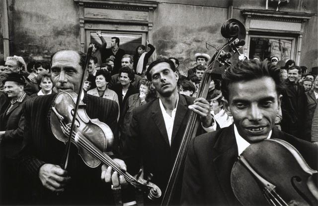 Josef Koudelka, 'Strážnice, Moravia, Czechoslovakia', 1966, Christie's