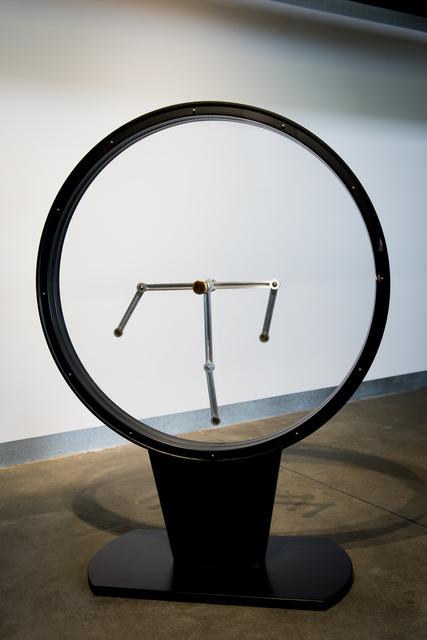 , 'Chaotic Pendulum,' 1985, di Rosa