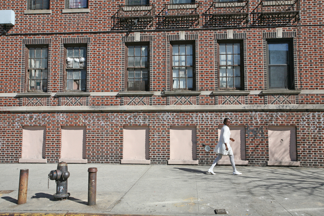 , 'Sunday Morning, Bed Stuy,' 2010, Court Tree Gallery