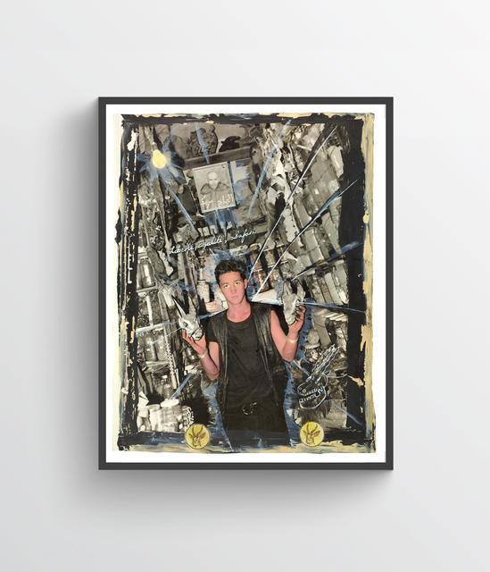, 'Liberté, Egalite, Safarí,' 2017, Trotta-Bono Contemporary