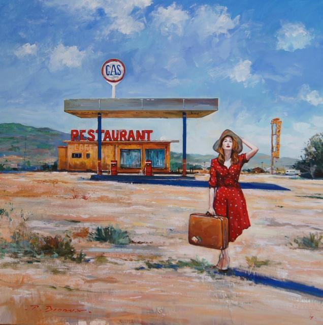 , 'Paris Texas,' 2019, Isabella Garrucho Fine Art