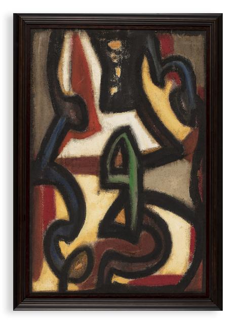 Jean-Michel Atlan, 'Untitled', 1959, Painting, Oil on canvas, Millon