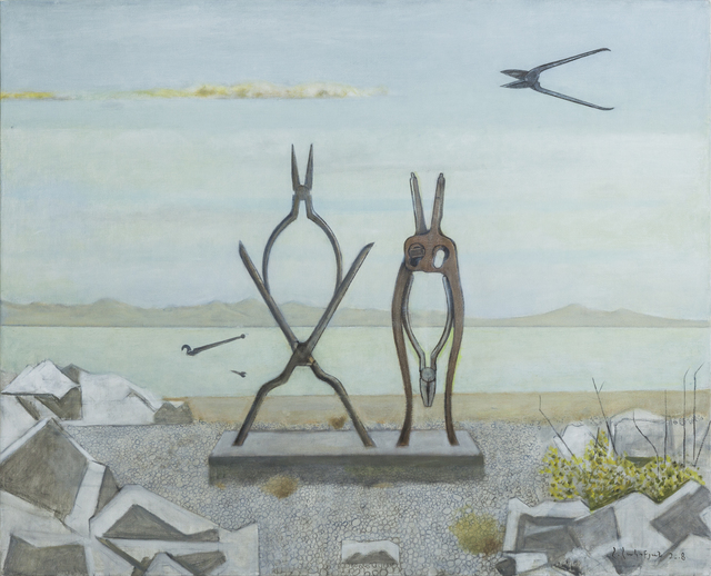 """, 'From the Series New Inhabitants """"By the Lake"""",' 2008, Tufenkian Fine Arts"""