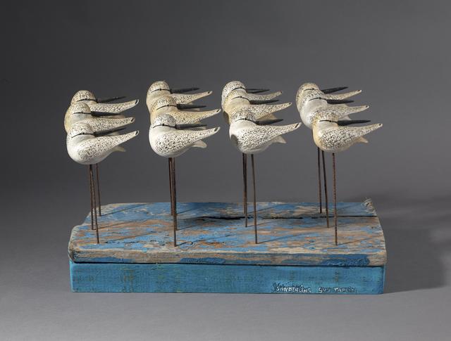 , 'Twelve Sanderlings,' , Dowling Walsh