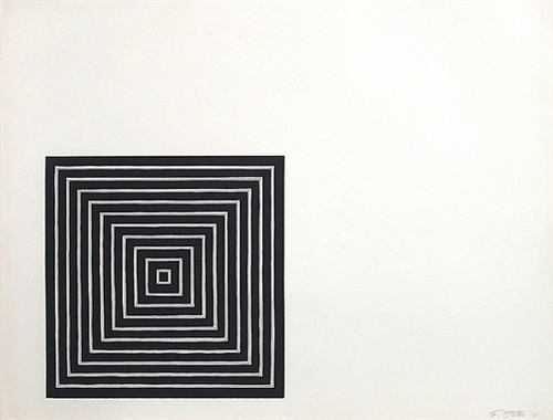 Frank Stella, 'Untitled (Angriff)', 1971, DANE FINE ART