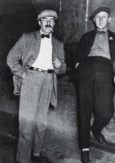 , 'Fernand Léger and Rolf de Maré at the Bal Musette, Paris,' 1921, Museum Ludwig