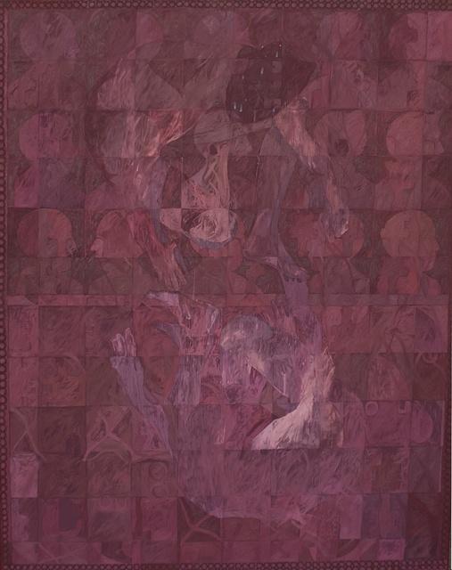 Robert Fry, 'Partners Study 10', 2015, Galerie Kornfeld