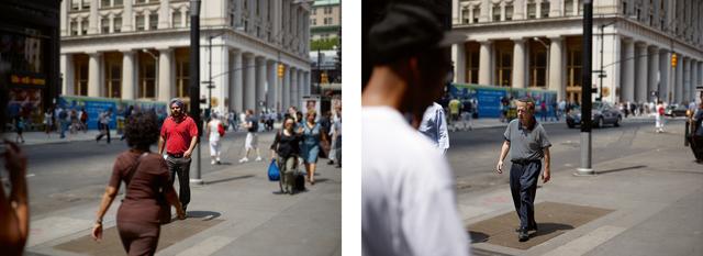 , 'Broadway, 3rd June 2010, 2.10.12 pm,' 2012, carlier | gebauer