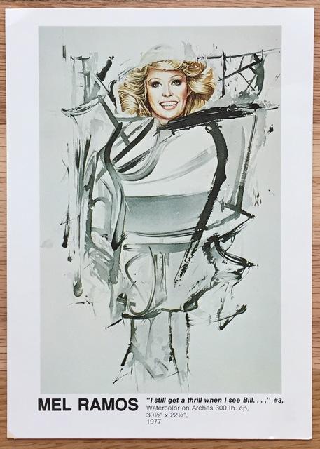 , 'Signed Exhibition Postcard,' 1977, Kwiat Art