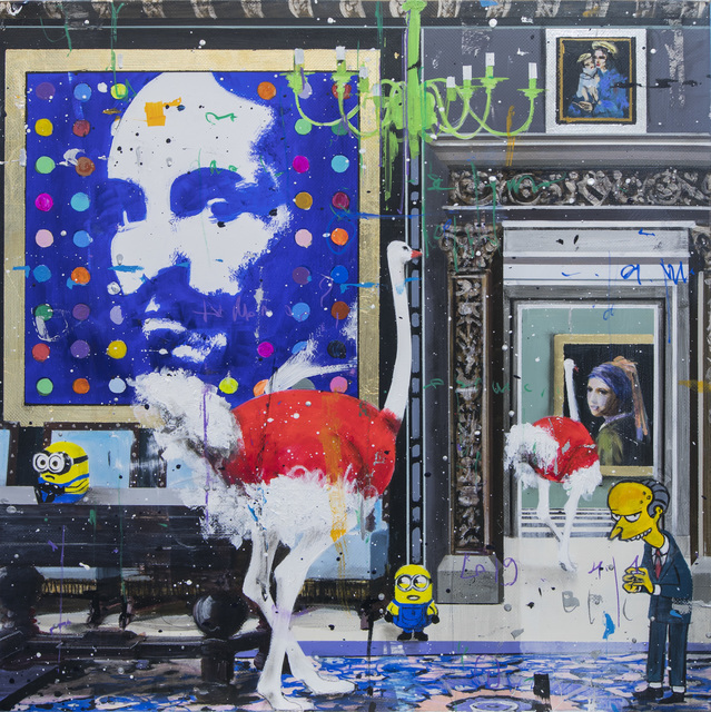 Angelo Accardi, 'Burns Plan', 2019, Eden Fine Art