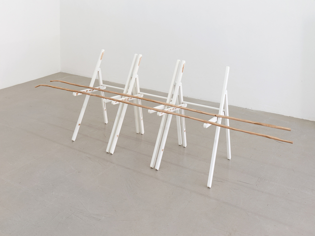 , '3 chairs or other places,' 2018, Kadel Willborn