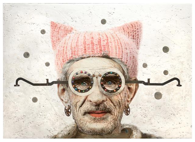 , 'Mindseye VII,' , Walker Fine Art