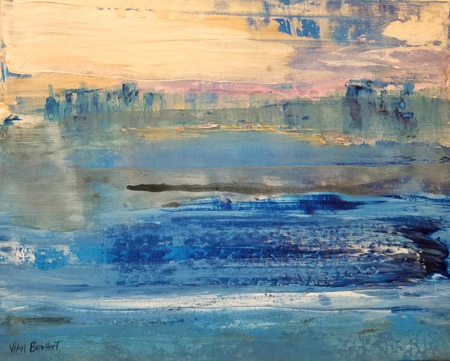 Vian Borchert, 'Distant City By The Sea', 2019, bG Gallery