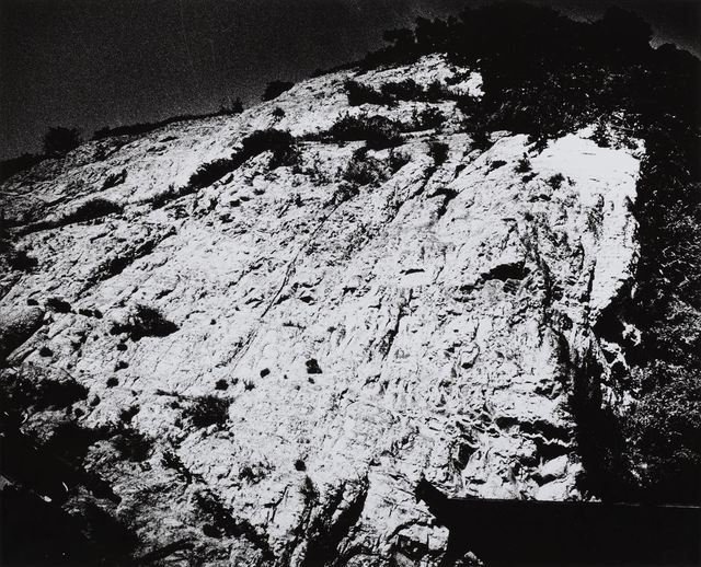 , 'Light and Shadow 3 (Cliff),' 1981, Taka Ishii Gallery