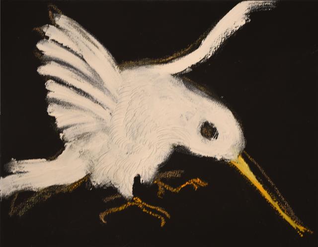 , 'Bird,' 2018, Carter Burden Gallery