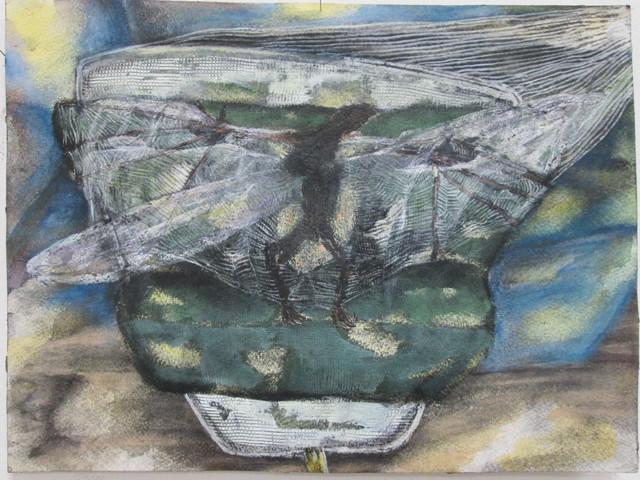 Magdalena West, 'in flagranti', 2014, galerie burster