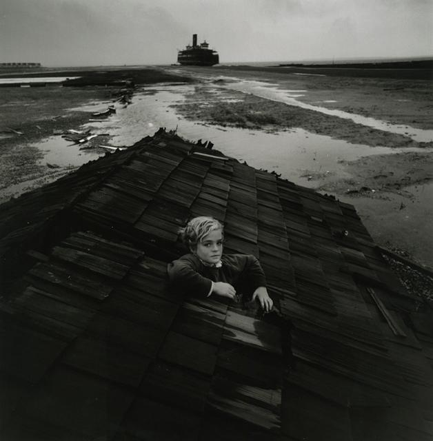 , ''Boy in Flood Dream' NY 1970.,' , Be-hold