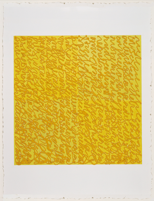 , 'Yellows,' 2016, Spanierman Modern