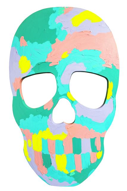 , 'Skull Face II ,' 2017, Maddox Gallery
