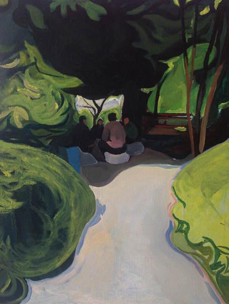 , 'Park 公园,' 2015, Vanguard Gallery