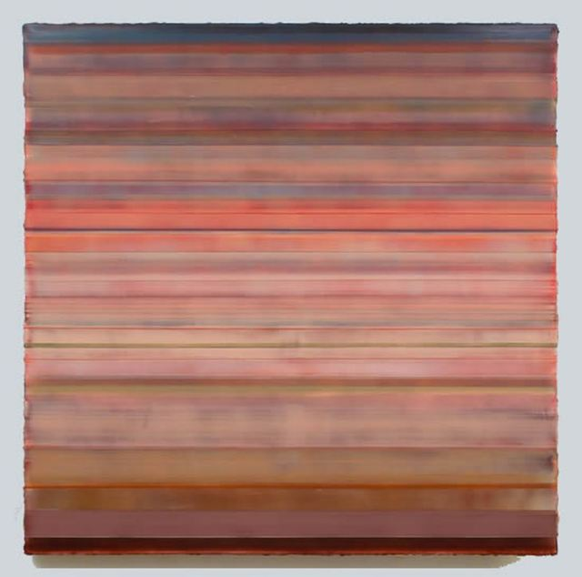 Linda Day, 'Pulse (Between/Beyond) #12', 2008, Painting, Acrylic, JAYJAY
