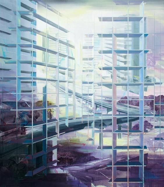 , 'Departure,' 2015, Hosfelt Gallery