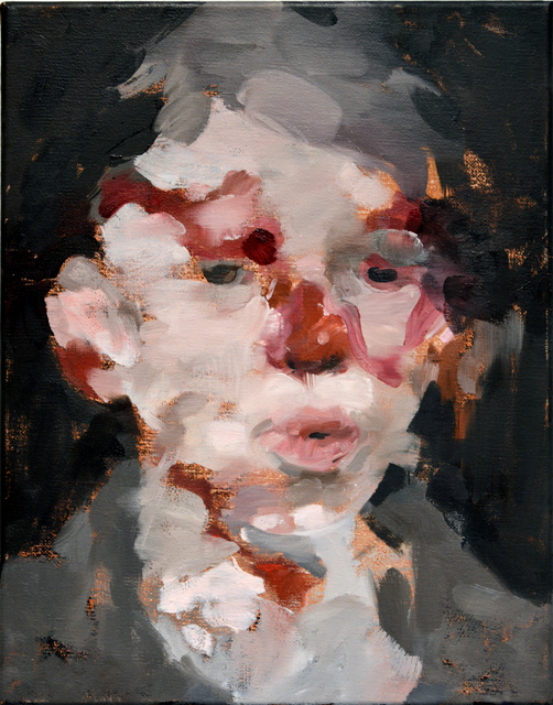 , 'Untitledportraittwo,' 2019, Galerie Olivier Waltman | Waltman Ortega Fine Art