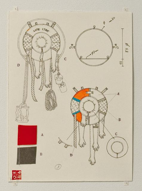 , 'Antarctica - Life Line,' 2008, Jane Lombard Gallery